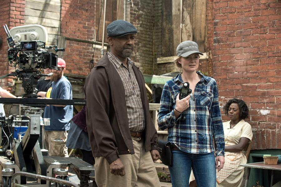 Fences mit Denzel Washington und Charlotte Bruus Christensen
