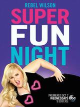 Super Fun Night - Poster