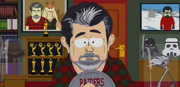 Bild zu:  George Lucas in South Park
