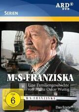 MS Franziska - Poster