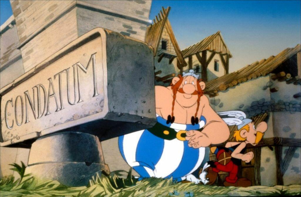 Asterix Sieg über Cäsar Stream