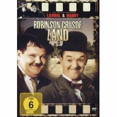 Laurel & Hardy - Robinson Crusoe Land