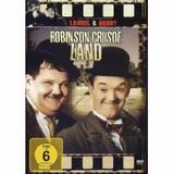 Laurel & Hardy - Robinson Crusoe Land - Poster