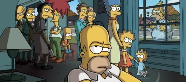 Auch Die Simpsons werden in Amerika im Wohnzimmer ihre Erwähnung finden
