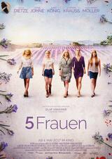 5 Frauen - Poster