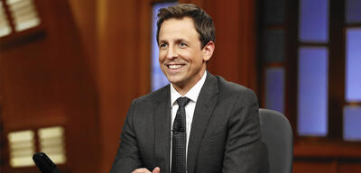 Seth Meyers bei Late Night with Seth Meyers