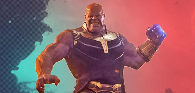 Avengers 3: Infinity War mit Josh Brolin als Thanos