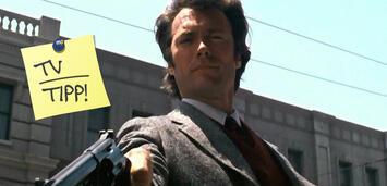 Bild zu:  Clint Eastwood in Dirty Harry