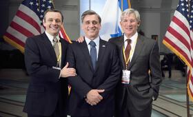 Norman mit Richard Gere, Michael Sheen und Lior Ashkenazi - Bild 15