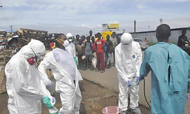 Ebola Zombies - Bild 1