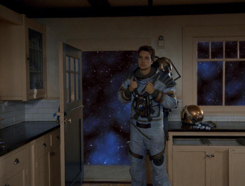 Zathura - Ein Abenteuer im Weltraum mit Dax Shepard