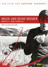 Rocco und seine Brüder - Poster