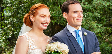 Love. Wedding. Repeat -Eleanor Tomlinson & Sam Claflin
