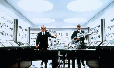 Men In Black 2 mit Will Smith und Tommy Lee Jones - Bild 12