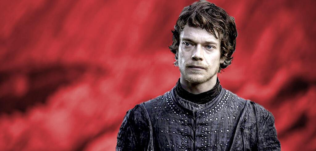 Alfie Allen als Theon Greyjoy in Game of Thrones