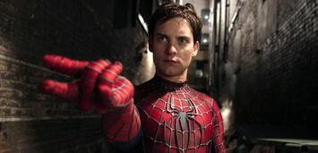 Bild zu:  Tobey Maguire in Spider-Man 2
