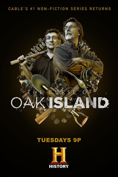 Die Schatzsucher Von Oak Island Staffel 3