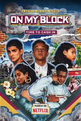 On My Block - Staffel 2 - Poster