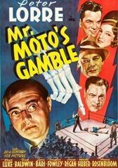 Mr. Moto und der Wettbetrug