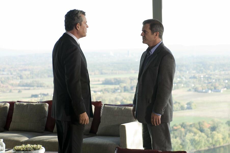 Auftrag Rache mit Mel Gibson und Danny Huston