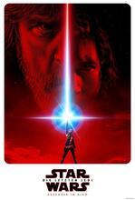 Star Wars 8: Die letzten Jedi Poster