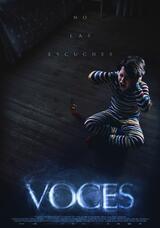 Voces - Die Stimmen - Poster