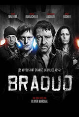 Braquo - Poster