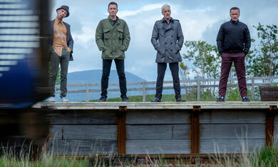 Trainspotting 2 mit Ewan McGregor, Robert Carlyle, Jonny Lee Miller und Ewen Bremner - Bild 1