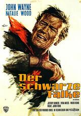 Der schwarze Falke - Poster
