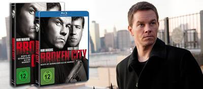 Broken City erscheint am 04. Oktober auf DVD und BD