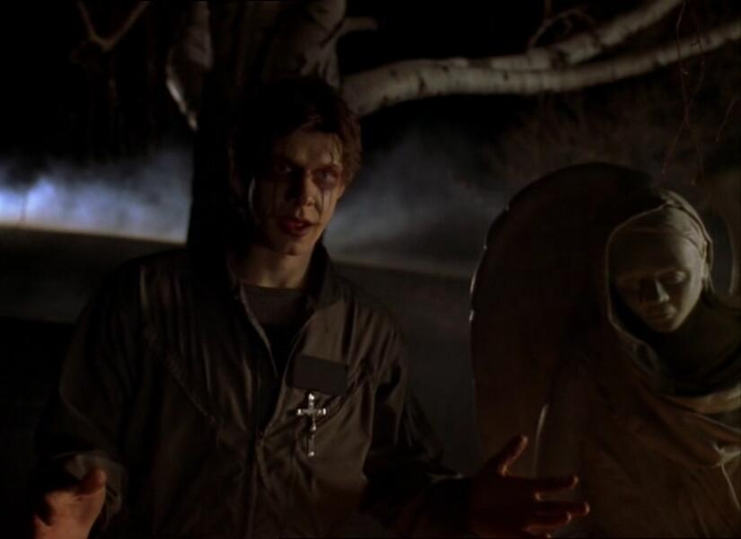 The Crow 3: Tödliche Erlösung mit Eric Mabius