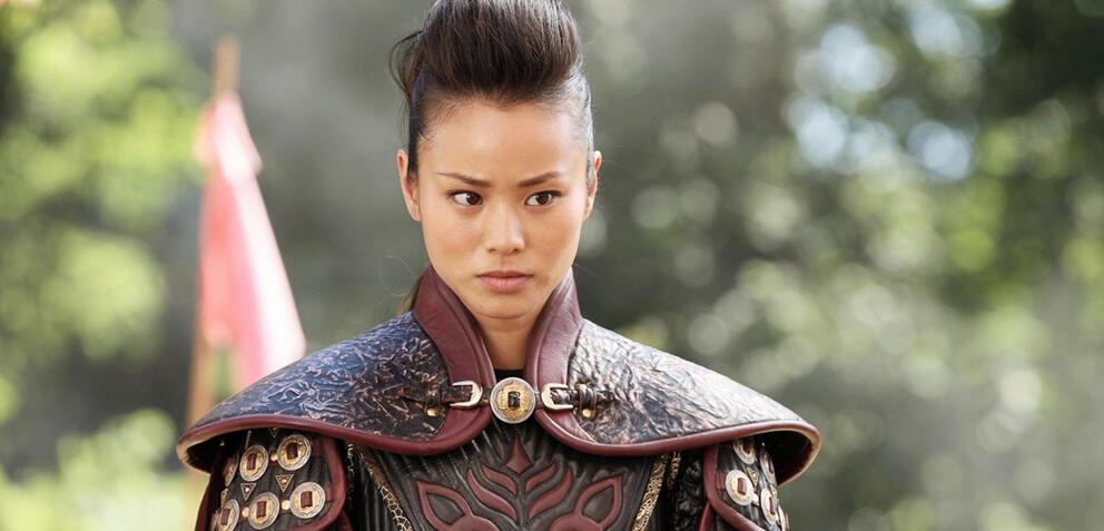 Jamie Chung als Mulan.