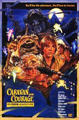 Ewoks - Karawane der Tapferen - Poster