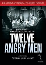 Twelve Angry Men - Poster