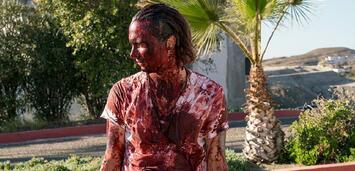 Bild zu:  Nick (Frank Dillane) geht unter die Zombies.