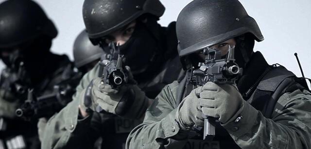 Ein SWAT-Team besuchte einen Streamer