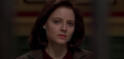 Jodie Foster in Das Schweigen der Lämmer