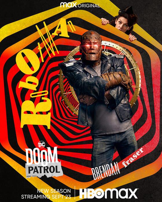 Doom Patrol, Doom Patrol - Staffel 3