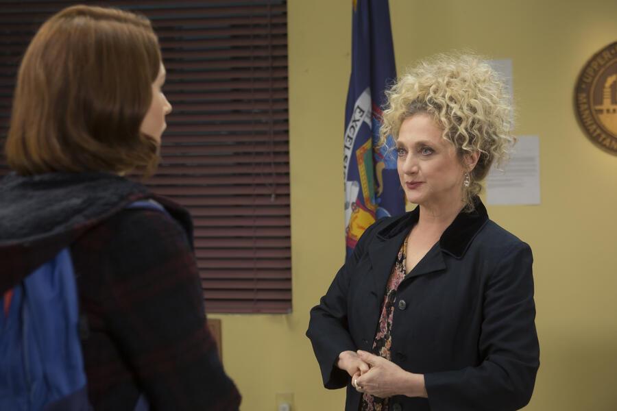 Unbreakable Kimmy Schmidt Staffel 3 mit Ellie Kemper und Carol Kane