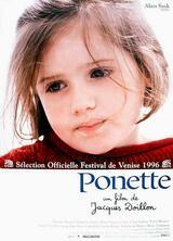 Ponette - Poster