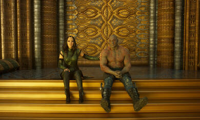 Guardians of the Galaxy Vol. 2 mit Dave Bautista und Pom Klementieff - Bild 4