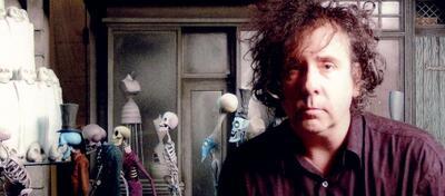 Das Stop-Motion-Genie Tim Burton