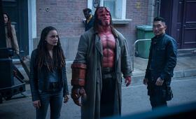 Hellboy mit Daniel Dae Kim, David Harbour und Sasha Lane - Bild 9