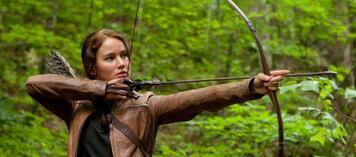 Jennifer Lawrence in Die Tribute von Panem