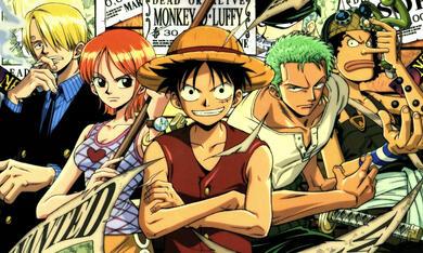 One Piece, One Piece - Staffel 1, One Piece - Staffel 3, One Piece - Staffel 2, One Piece - Staffel 4, One Piece - Staffel 11, One Piece - Staffel 7, One Piece - Staffel 10, One Piece - Staffel 9, One Piece - Staffel 6 - Bild 1