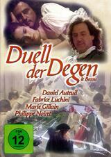 Duell der Degen - Poster
