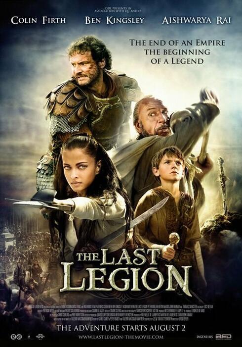 Die Letzte Legion Schauspieler