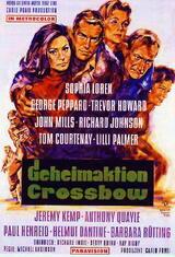 Geheimaktion Crossbow - Poster