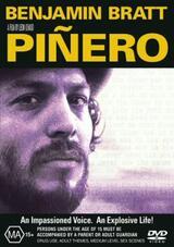 Piñero - Poster