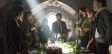 Haus des Geldes: Die wiedervereinte Bande in Staffel 3